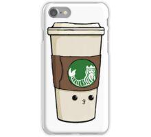 Kawaii Mermaid Coffee iPhone Case/Skin