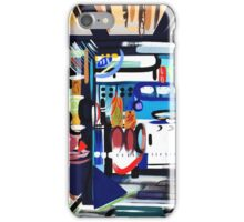 Abstract Interior #12 iPhone Case/Skin
