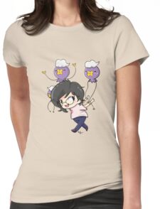 Drifloon Womens Fitted T-Shirt