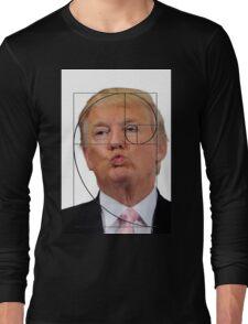 Trump's Ratio Long Sleeve T-Shirt