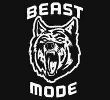 BEAST MODE SHIRT by Quik86