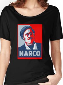 Narcos pablos  Women's Relaxed Fit T-Shirt