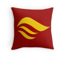 Claire's Flame Throw Pillow