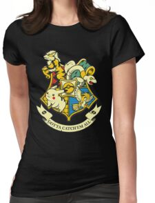 Pokewarts Womens Fitted T-Shirt