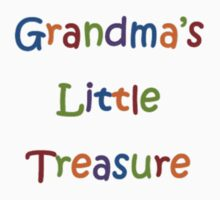 Grandma's Little Treasure  by hummingbirds