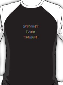 Grandma's Little Treasure  T-Shirt