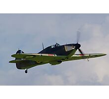 Hawker Hurricane Photographic Print