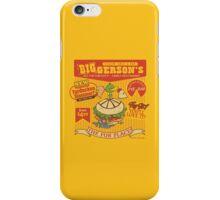Turducken Slammer iPhone Case/Skin