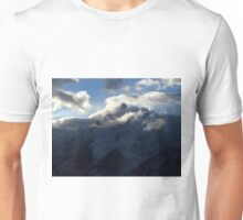 Clearing Storm, Grand Tetons Unisex T-Shirt