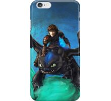 The Alpha Protects Them All iPhone Case/Skin