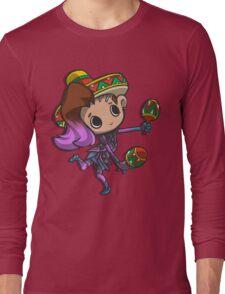 Sombra De Amigo Long Sleeve T-Shirt