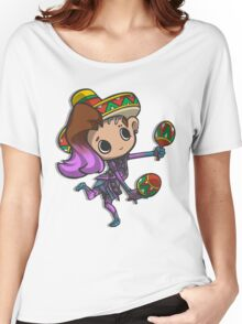 Sombra De Amigo Women's Relaxed Fit T-Shirt
