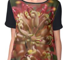 Grevillea Australian Native Chiffon Top