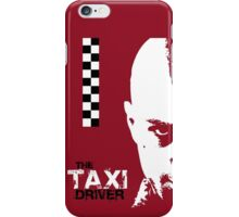 the Taxi Driver iPhone Case/Skin