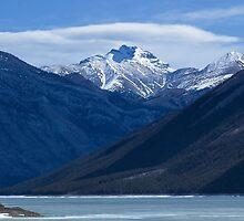 Mt Pakakos near Lake Minnewanka by Yukondick