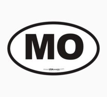 Missouri MO Euro Oval  by USAswagg