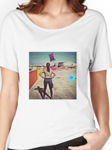 Sci-fi-ing. Women's Relaxed Fit T-Shirt
