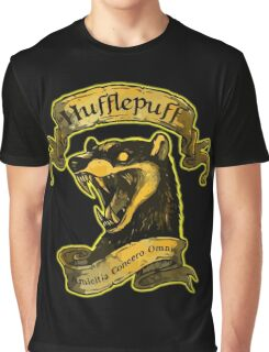 Hufflepuff Amicitia Graphic T-Shirt