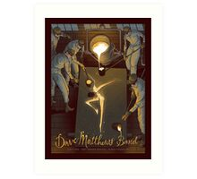 DAVE MATTHEWS BAND First Niagara Pavilion, Burgettstown, PA POSTER Art Print