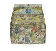 Garden of Earthly Delights Dress By Bosch Mini Skirt