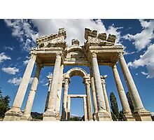 Ode to Aphrodite - Grand Gateway to Aphrodisias Photographic Print