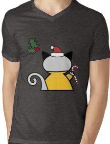 FreddieMeow Christmas 2 Mens V-Neck T-Shirt