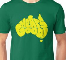 Heaps Good Australia by Decibel Clothing Unisex T-Shirt