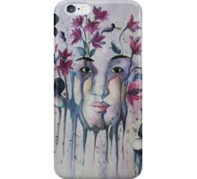 Remember my face iPhone Case/Skin