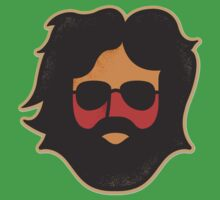 Jerry Garcia Kids Clothes