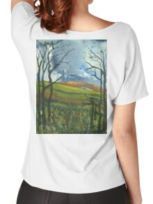 Exmoor Downs Women's Relaxed Fit T-Shirt