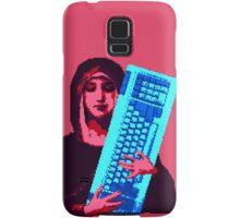 Keyboard Mary Samsung Galaxy Case/Skin