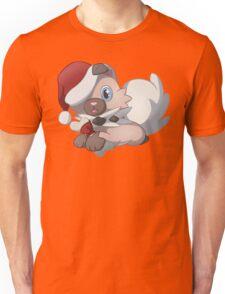 Christmas Rockruff Unisex T-Shirt