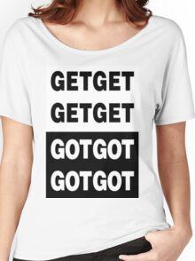 Death Grips - Get Got Women's Relaxed Fit T-Shirt