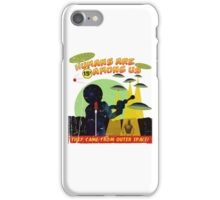 Humans Are Among Us! ver.white iPhone Case/Skin