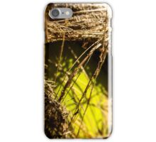 Tropical Tree Textures iPhone Case/Skin