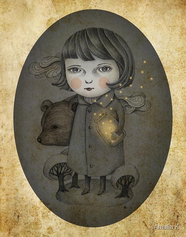 Come Night by Amalia K