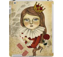 The Queen of Hearts iPad Case/Skin