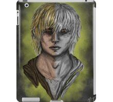 fade phantom iPad Case/Skin