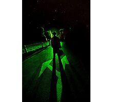 Nightwalker Photographic Print