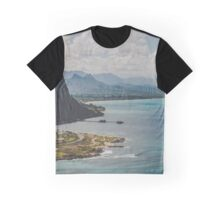 Makapu'u Mountain Graphic T-Shirt