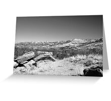 Empty Beauty Greeting Card