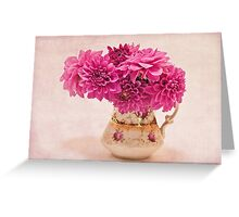Sweet Blossoms  Greeting Card