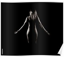 Naked Lady Poster