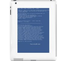 Hack The World iPad Case/Skin