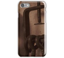 The Workshop iPhone Case/Skin
