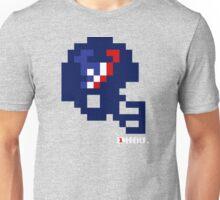 Houston Helmet - Tecmo Bowl Shirt Unisex T-Shirt