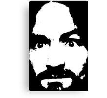 serial killer Canvas Print