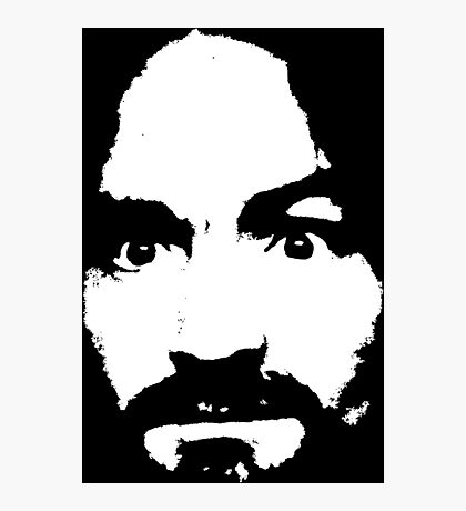 serial killer Photographic Print