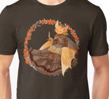 Bookish Bat Unisex T-Shirt