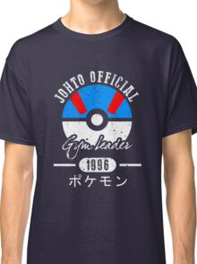 JOHTO Gym Leader  Classic T-Shirt